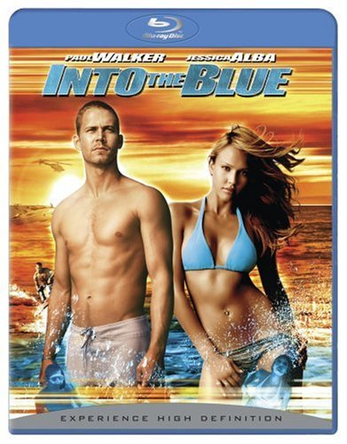 Blu-ray : Into The Blue (Subtitled, Dubbed, Dolby, AC-3, Widescreen)