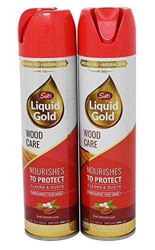 (Scott's Liquid Gold Aerosol Wood Cleaner & Preservative, 2 Pack )