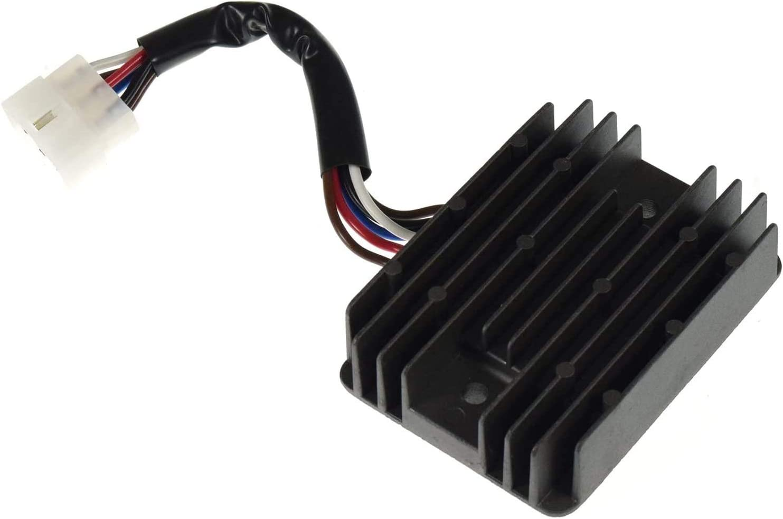 GX390 GX240 GX610 GX640 GXV670 31620-ZG5-023 GX270 GX670 GXV530 20A Voltage Regulator Rectifier 31620-ZG5-033 for Honda GCV520 31620-ZG5-013 GX620 GXV610 GXV620 GCV530 GXV520 GX340