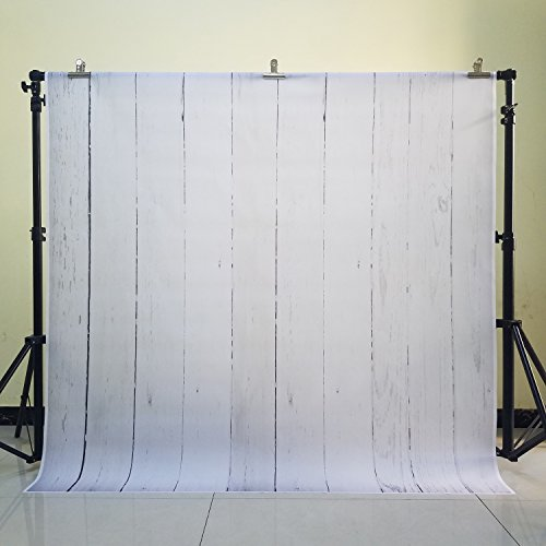 Neutral Photography Backdrop - Backdrops For Dessert Table Decoration Baby Kids Birthday Photo Booth Party Event Pictures White Grey Wood Background For Studio Small Products Photography FD-7584