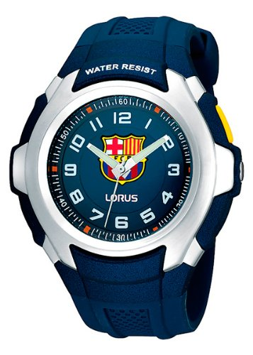 14525d74d788 Mans watch RELOJ LORUS F.C.B.AZUL R2319FX9  Amazon.ca  Watches
