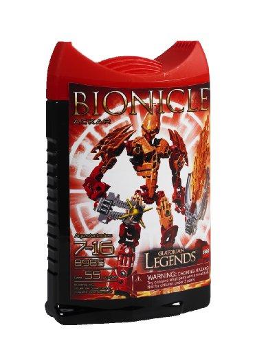 LEGO 4540260 Bionicle Legends Ackar