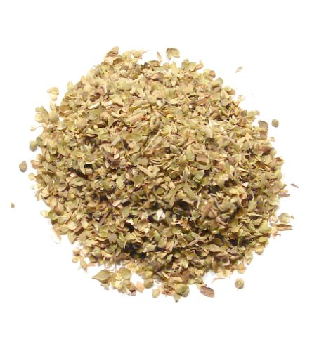 Marjoram Herb, Cut and Sifted - 1/4 Pound ( 4 Ounces ) - Dried Marjoram a Classic European Herb by Denver Spice