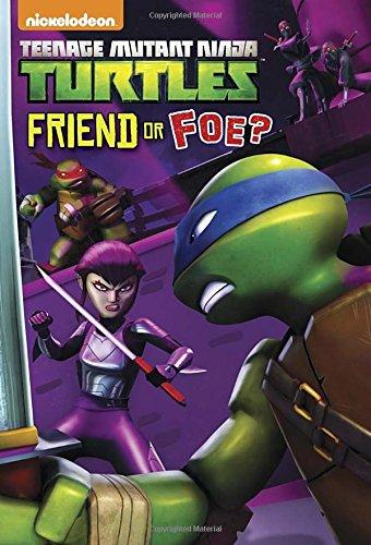 FRIEND OR FOE? - JR.