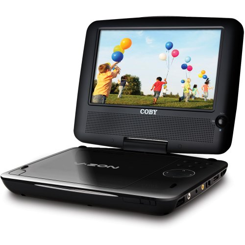 Coby TFDVD7379 7-Inch Portable DVD Player