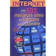 500 meilleurs sites internet francais