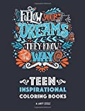 Best Teenager Books - Teen Inspirational Coloring Books: Positive Inspiration for Teenagers Review