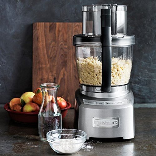 Cuisinart Elite 2.0 16 Cup Food Processor - FP-16DCNWS