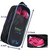 GreEco 4 Pcs Packing Cubes Plus 1 Pc Laundry Bag