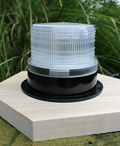 Solar Rotating Beacon Lights in US - 1