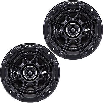 """Kicker 41DSC654 6.5"""" 2-Way Speaker Pair"""
