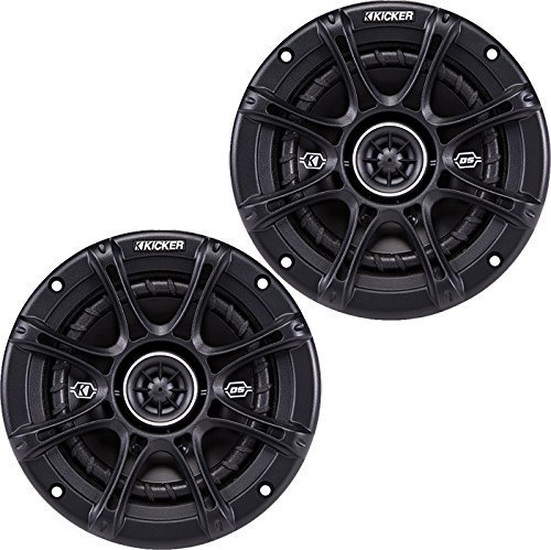 Kicker 41DSC654 2 Way Speaker Pair