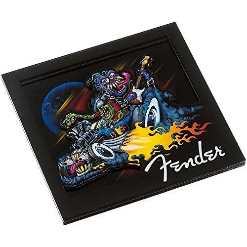 - Fender Rockabilly Magnet