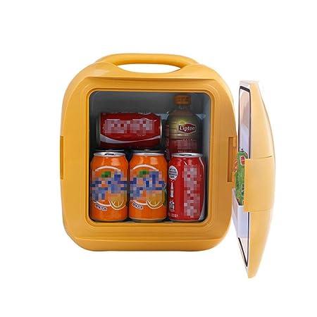 Wuxingqing Mini Caja de Hielo Mini refrigerador Refrigerador ...