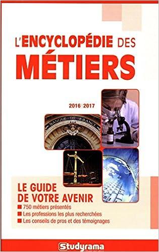 Livres gratuits en ligne L'encyclopédie des métiers pdf, epub ebook