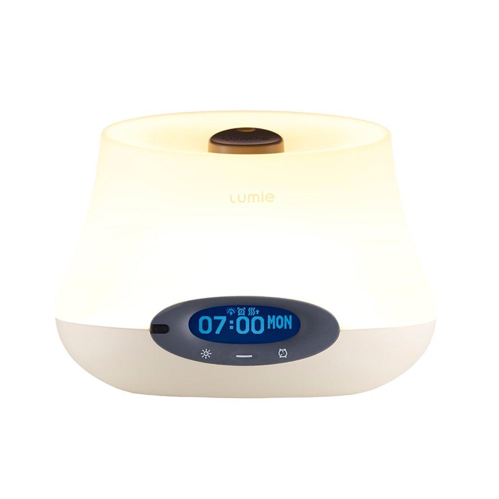 Lumie Bodyclock IRIS 500 - Aromatherapy Wake-Up Light Alarm Clock NBCIU-0000