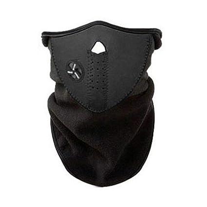 Máscara de la motocicleta de moda media máscara cubierta ...