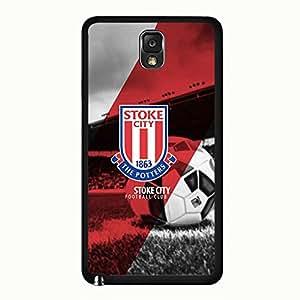 Samsung Galaxy Note 3 N9005 Case Personalized Stoke City FC Phone Case Cover For Samsung Galaxy Note 3 N9005 Unique Design Stoke City Football Case