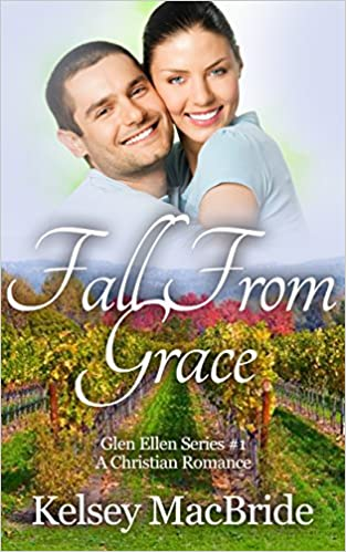Kostenlose E-Books, die das PDF-Format herunterladen Fall From Grace: A Christian Romance Novel (Glen Ellen Series Book 1) PDF PDB B00U07GL3I