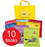 Happy Families Collection (10 books in a Gift Bag)