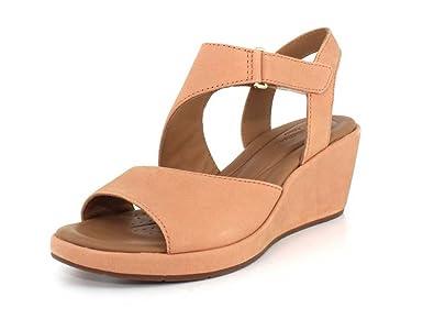 387a025d6e5 Image Unavailable. Image not available for. Color  CLARKS Un Plaza Sling  Women s Sandal ...