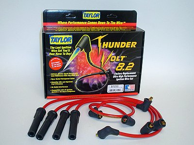 Taylor Cable 87250 ThunderVolt Race Wire Set
