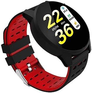 Smart Wristband Smart Bracelet, Heart Rate Monitor Business Sports IP67 Waterproof Bluetooth for Men Women Children's Fitness Bracelet
