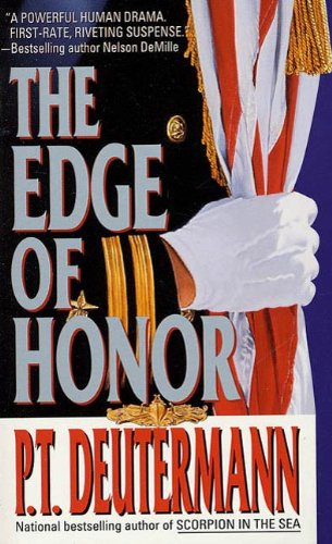 book cover of The Edge of Honor