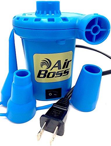 [해외]Inflatables 용 아주 빠른 전기 공기 펌프, 분당 1,000 리터의 공기! /VERY FAST Electric Air Pump For Inflatables, 1,000 Liters of Air Per Minute! 3-Times Faster Than Similar Looking Units, Air Mattress, Bed, Pool Float, Raft, Boat Toy...