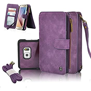 samsung s6 case purse