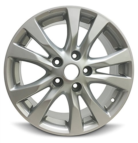 Nissan Altima 16 Inch 5 Lug 10 Spoke Alloy Rim/16x7 5-114.3 Alloy Wheel
