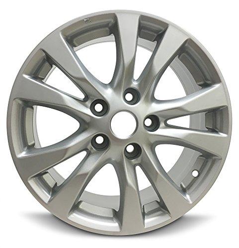 Nissan Altima 16 Inch 5 Lug 10 Spoke Alloy Rim/16x7 5-114.3 Alloy Wheel