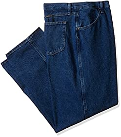 Maverick Men's Big and Tall Relaxed-Fit Jean