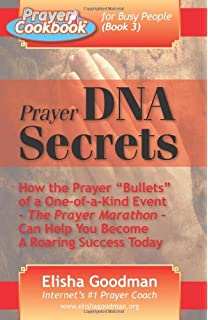 Prayer cookbook for busy people book 7 rainmakers prayer prayer cookbook for busy people book 3 prayer dna secrets fandeluxe Choice Image