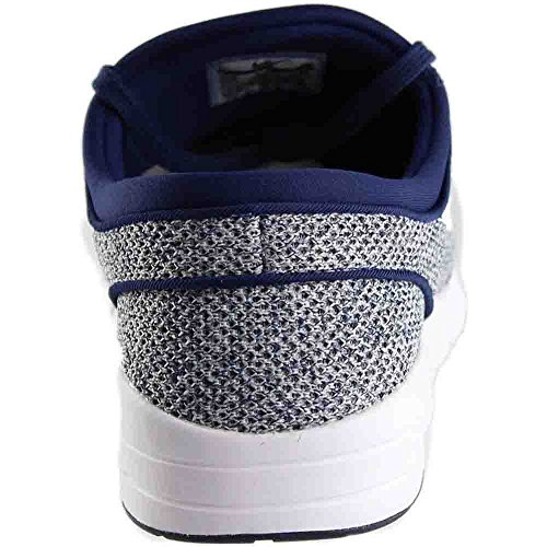 Zapatillas Nike Stefan Janoski Max Para Hombre Binary Blue / White / Team Red