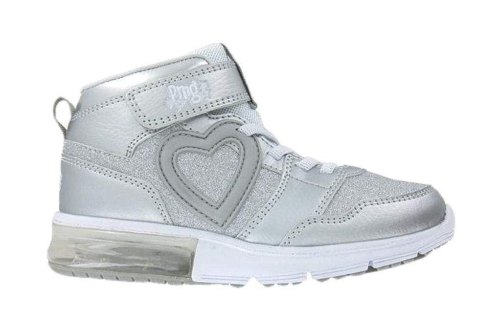 PRIMIGI Scarpe Bambina Fashion Sneakers Argento PBG 24580 Tg
