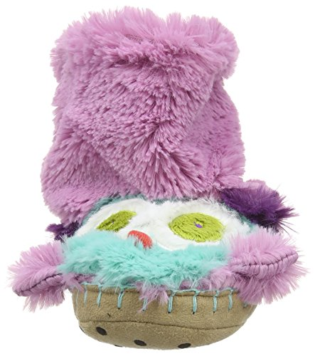 Hatley  LBH Kids Slippers - Owls, Mädchen Mokkasins Multicolor (Purple)