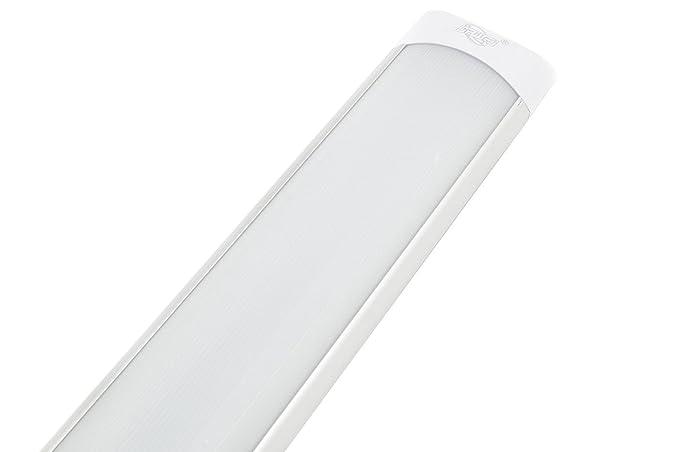Plafoniere Led : Lineteckled p c plafoniera led ultraslim cm w luce