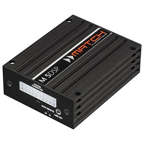 Helix MATCH 5-Kanal Micro Verst/ärker mit DSP Match M 5DSP