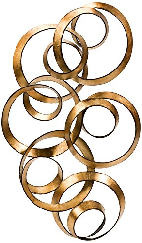 IMAX 47372 Seretha Gold Decor