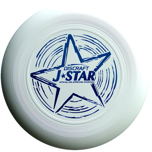 J Star 145 Gram Ultimate Disc White by Discraft