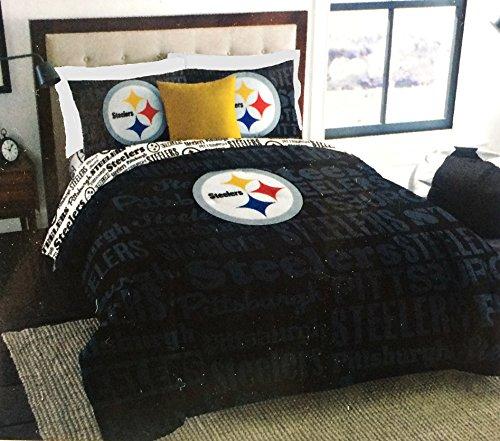 Pittsburgh Steelers Bedding Steelers Bedding Set