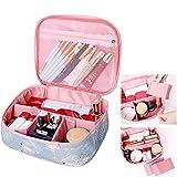 Portable Travel Makeup Cosmetic Bag Organizer Multifunction Case for Women