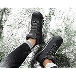 AX BOXING Bottes Homme Hiver Bottines Randonnée Trekking Chaudes Fourrées Chaussures Taille 41-46 14