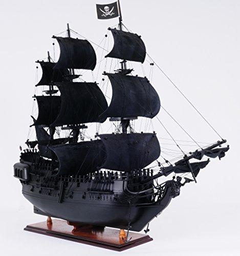 Old Modern Handicrafts Pearl Pirate Ship, Medium, Black by Old Modern Handicrafts (Image #3)