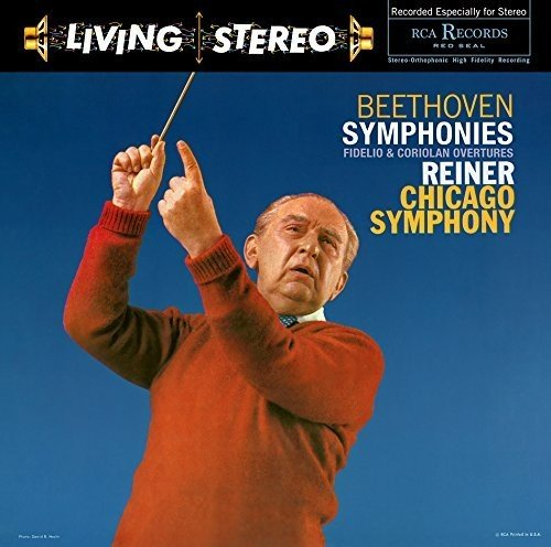 SACD : Beethoven / Reiner, Fritz - Beethoven: Symphonies 1 & 5 (Japan - Import, 3PC)