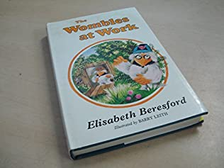 book cover of The Wombles at Work