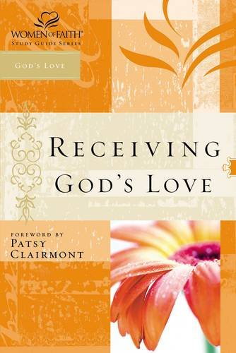 Download Wof: Receiving Gods Love-Stg (WOMEN OF FAITH STUDY GUIDE SERIES) pdf