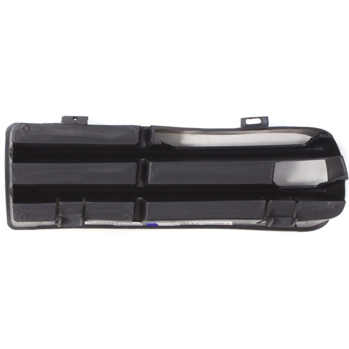 DAT AUTO PARTS Replacement Black Front Bumper Cover Grille Grill Insert Left Driver Side VW1036102