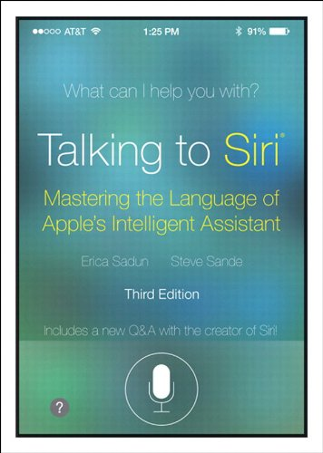 tering the Language of Apple's Intelligent Assistant ()